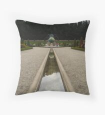 The Earth at Het Loo Throw Pillow