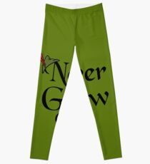Never Grow Up Leggings