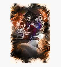 League of Legends AHRI Photographic Print