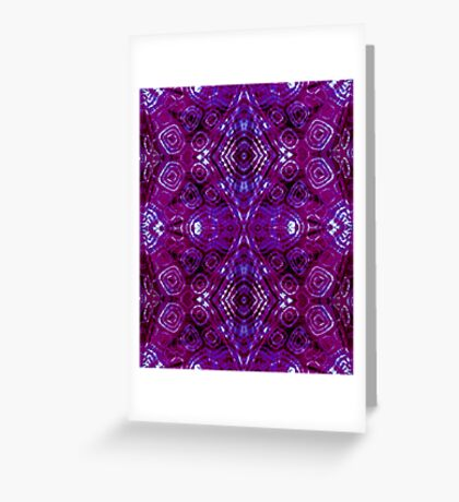 Zen I Am Crowned  Greeting Card