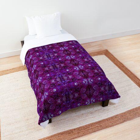 Zen I Am Crowned  Comforter