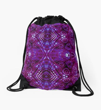 Zen I Am Crowned  Drawstring Bag