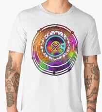 Psychedelic Bassnectar Fractal Colorado Love Men's Premium T-Shirt