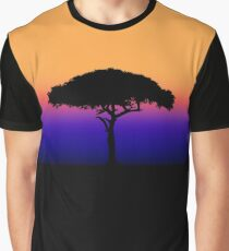 Solitary [Print and iPhone / iPad / iPod Case] Graphic T-Shirt
