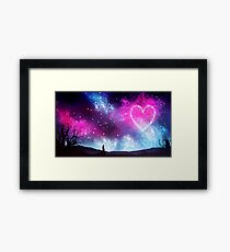 My Hearth Framed Print