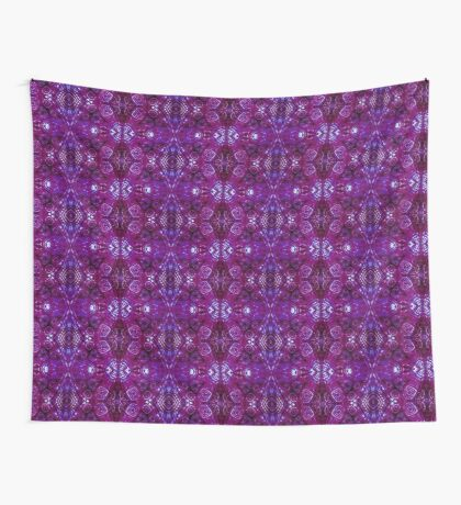 Zen I Am Crowned  Wall Tapestry