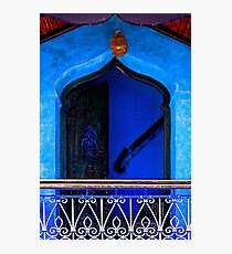 The Blue City III [Print / iPad case / Phone case / Clothing / Decor] Photographic Print