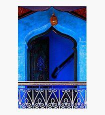 The Blue City III [Print & iPad Case] Photographic Print