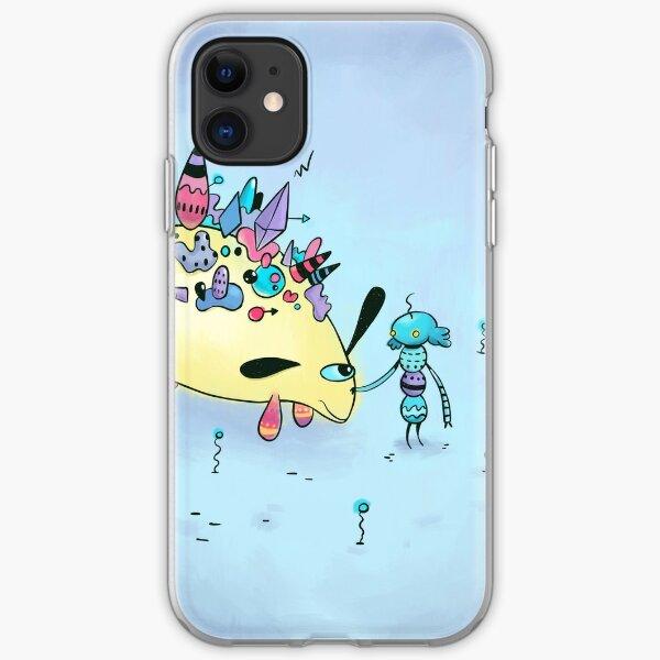 My magic pet iPhone Soft Case