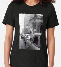 New York Lama Vintage T-Shirt