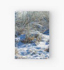 Snow Crust Hardcover Journal