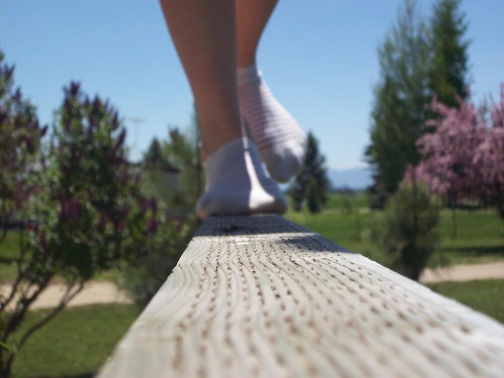 hehe.... my feet again! by Jessica Leavitt