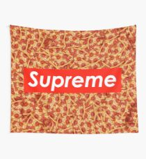 Supreme Pizza Wall Tapestry