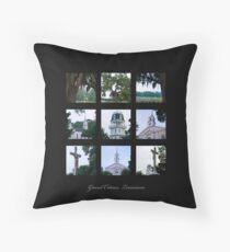 Grand Coteau, Louisiana Throw Pillow