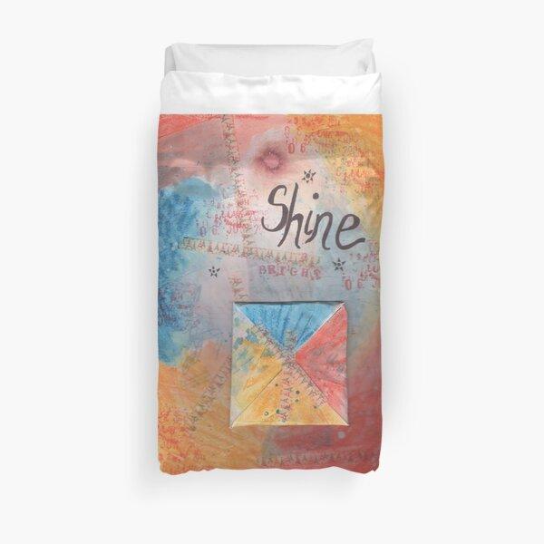 Shine your Light Duvet Cover