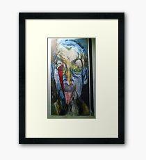 Charlie Manson Framed Print