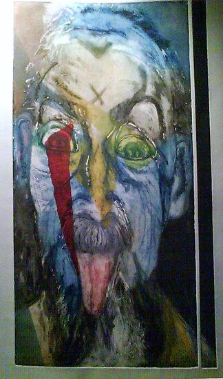 Charlie Manson by DreddArt