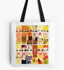 DRAG RACE HEIRS TO THE THRONE Tote Bag