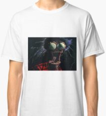 Large Marge Oil Painting Print by KaptainMyke Classic T-Shirt