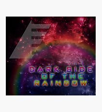 Dark Side of the Rainbow (Colts 2014) Photographic Print