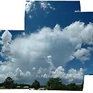 Patchwork Clouds by Chris Cohen
