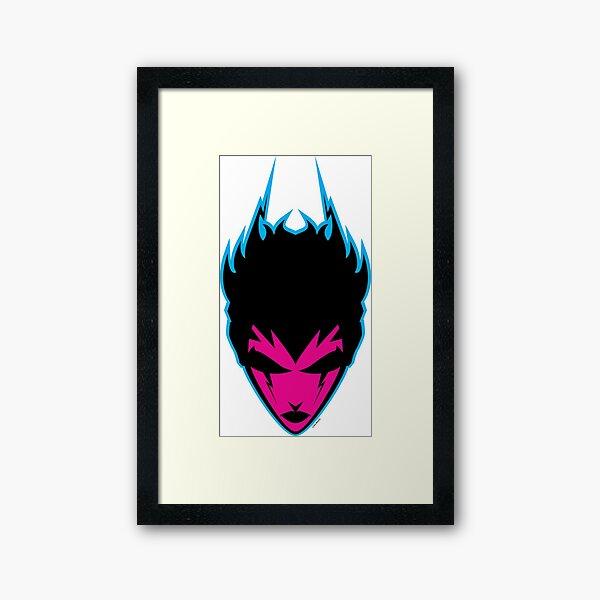 xy - Atomic Remix Framed Art Print