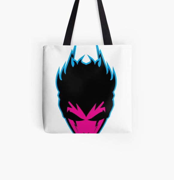 xy - Atomic Remix All Over Print Tote Bag
