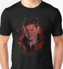 Splatter Dean Winchester T-Shirt