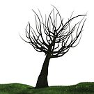 «Arbol sin hojas / Tree without leaves» de cpartdesign