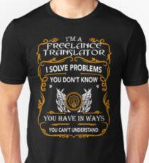 FREELANCE TRANSLATOR T-Shirt