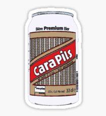 Cara Pils  Sticker