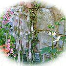 Veronicastrum Virginicum,  Lyme Dorset UK by lynn carter