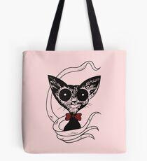 My Ugly Cat Tote Bag