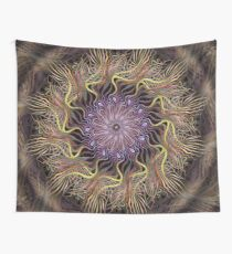 Enchanted Florist Wall Tapestry