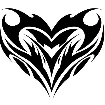 Tribal Heart by ravendean
