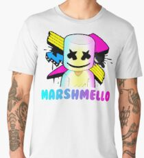Marshmello Men's Premium T-Shirt