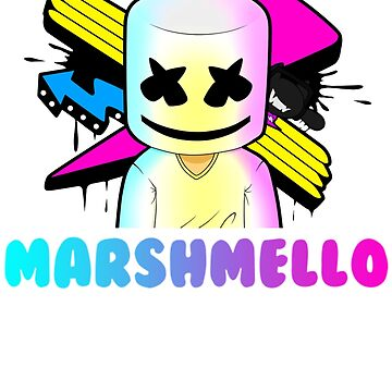 Marshmello by MattJAshworth