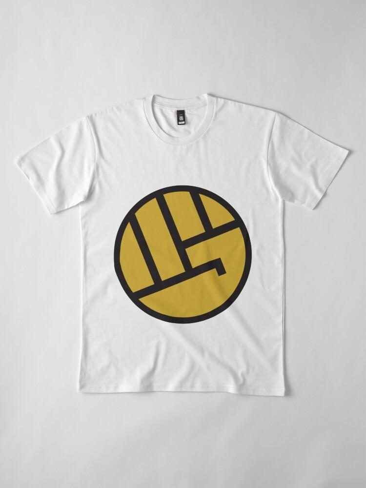 Alternate view of heropunch Premium T-Shirt