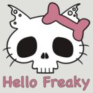 Hello Freaky Pink by Frederic Charpentier