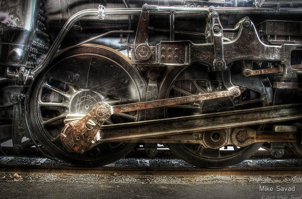 Wheels by Mike  Savad