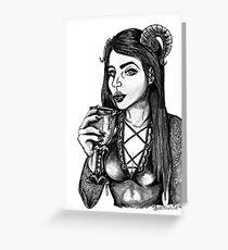 Drink? Greeting Card