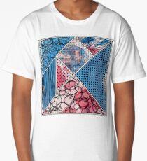 The Many Tile I Long T-Shirt
