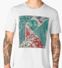 The Many Tile II Men's Premium T-Shirt