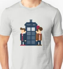 10th and 11th Doctors T-Shirt