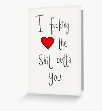Well, Valentines eh? Greeting Card