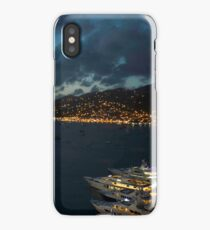 boats on the water iPhone Case/Skin