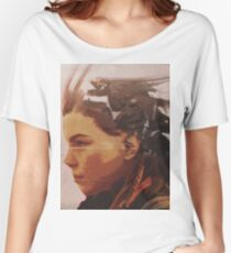 Horizon Zero Dawn - Aloy v2 Women's Relaxed Fit T-Shirt