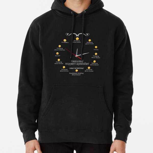 TECHNICAL SUPPORT SPECIALIST - NICE DESIGN 2017 Pullover Hoodie
