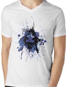 A Splash of Awareness  Mens V-Neck T-Shirt