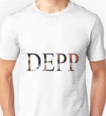 Depp - Sticker  T-Shirt